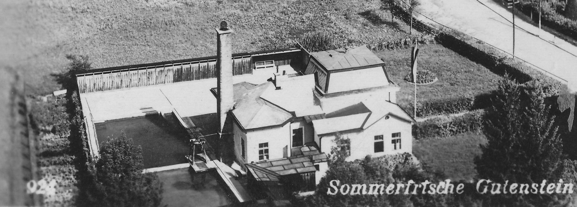 Detailansicht Bad, um 1938