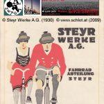 Katalog 1930: Deckblatt