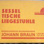 Deckblatt Katalog 1932 und Schutzmarke