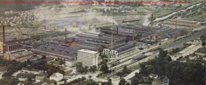 Luftbild, ca. 1960 [3,35]